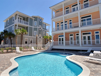 luxury 9 bedroom beach home for rent in destin florida